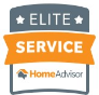 T&G Enterprise has earned the HomeAdvisor Elite Service award