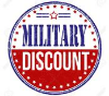 T&G Enterprise offers Military discounts