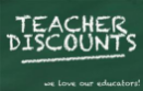 T&G Enterprise offers teacher discounts