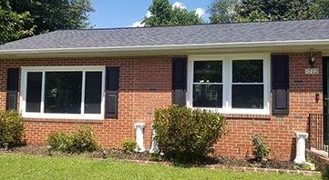 window replacement by T&G Enterprise home improvement contractors in midlothian va